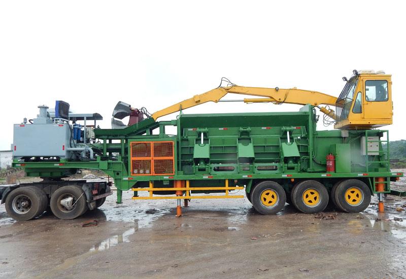 caminhão riopel recicláveis.